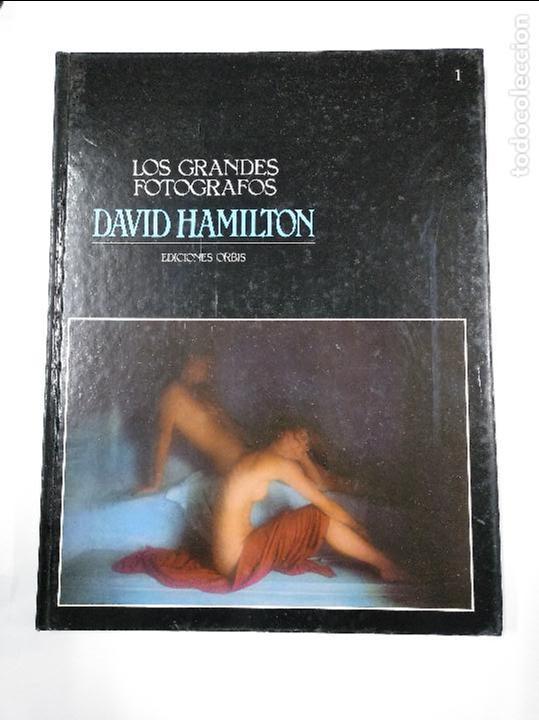 LOS GRANDES FOTOGRAFOS. VOL. TOMO Nº 1. DAVID HAMILTON. EDITORIAL ORBIS. ARM09 (Libros de Segunda Mano - Bellas artes, ocio y coleccionismo - Diseño y Fotografía)