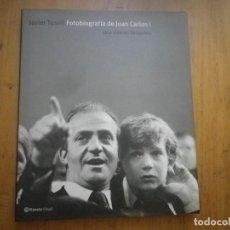 Libros de segunda mano: FOTOGRAFIA DE JUAN CARLOS I UNA VIDA EN IMAGENES. Lote 128621319