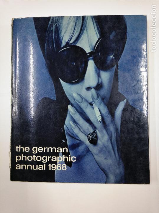 THE GERMAN PHOTOGRAPHIC ANNUAL 1968. - AA.VV. TDK340 (Libros de Segunda Mano - Bellas artes, ocio y coleccionismo - Diseño y Fotografía)
