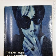 Libros de segunda mano: THE GERMAN PHOTOGRAPHIC ANNUAL 1968. - AA.VV. TDK340. Lote 128661879
