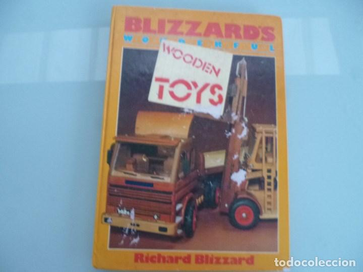 Blizzards Wonderful Wooden Toys Planos De Juguetes De Madera