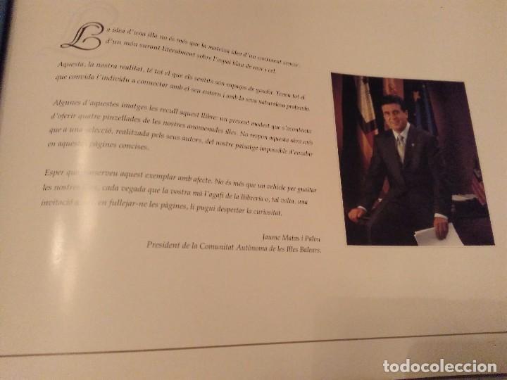 Libros de segunda mano: ESPECTACULAR Y PRECIOS TOM BALEARS PANORAMIC MALLORCA MENORCA IBIZA FORMENTERA ANY 1999 - Foto 3 - 129743943