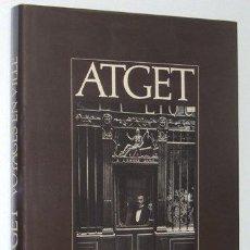Libros de segunda mano: ATGET: VOYAGES EN VILLE - CHENE / HACHETTE, 1979 (TEXTO EN FRANCÉS). Lote 130099347