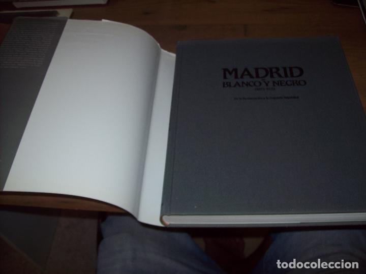 Libros de segunda mano: MADRID EN BLANCO Y NEGRO ( 1875 - 1931 ). JUAN MIGUEL SÁNCHEZ / MANUEL DURÁN. ESPASA CALPE. 1992. - Foto 28 - 130285994
