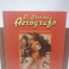 Libros de segunda mano: EL LIBRO DEL AERÓGRAFO - ARTE , HISTORIA Y TÉCNICA - HERMMAN BLUME . Lote 130454014