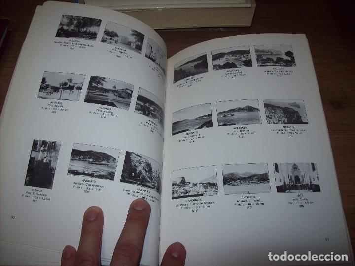 Libros de segunda mano: LA COL·LECCIÓ DE PERE MASCARÓ. BIBLIOTECA GABRIEL LLABRÉS. 1ª EDICIÓ 1991. MALLORCA. - Foto 10 - 130546278