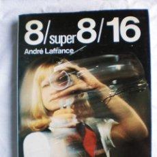 Libros de segunda mano: 8/SUPER 8/16. Lote 242205625