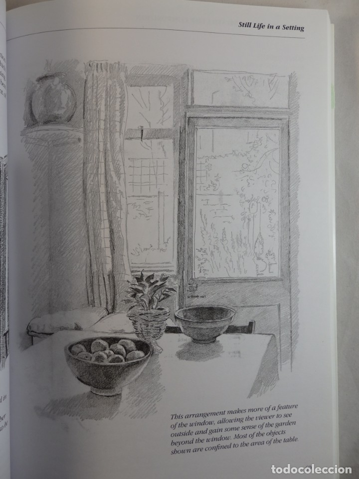 Libros de segunda mano: THE FUNDAMENTALS OF DRAWING. BARRINGTON BARBER. CURSO DE DIBUJO PROFESIONAL. TEXTO EN INGLÉS - Foto 5 - 132002606