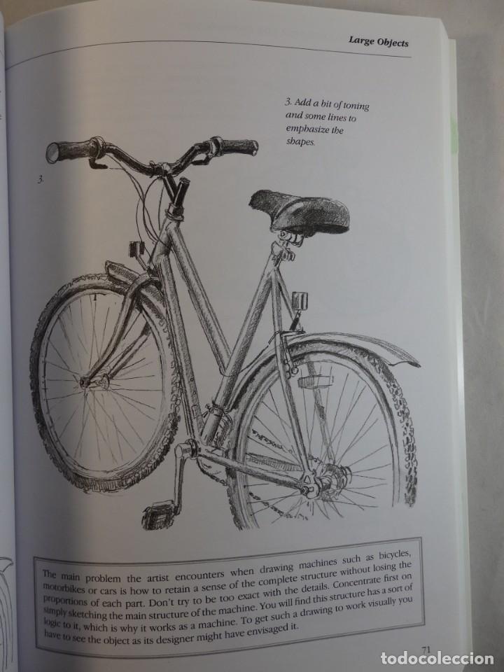 Libros de segunda mano: THE FUNDAMENTALS OF DRAWING. BARRINGTON BARBER. CURSO DE DIBUJO PROFESIONAL. TEXTO EN INGLÉS - Foto 6 - 132002606
