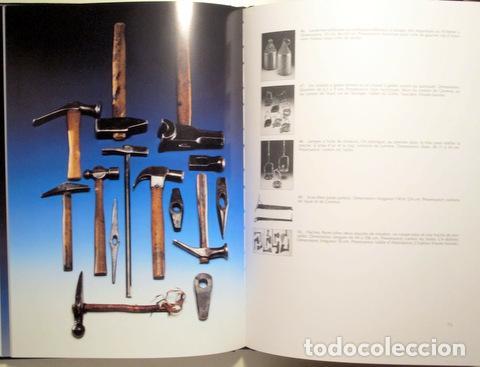 Libros de segunda mano: BAUMANN, Flavio - LE FER ET LA PIERRE. TRESORS DE L'ARTISANAT ALPIN. COLLECTION AMOUDRUZ. VOL 2 - To - Foto 3 - 132354927