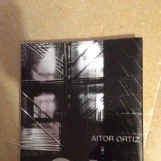 Libros de segunda mano: GAP (AITOR ORTIZ) ESPAZIO SORRA / ESPACIO LATENTE (BILBAO, 2009). Lote 240953520