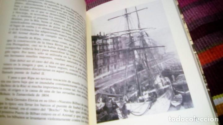 Libros de segunda mano: BILBAO EN IMÁGENES VVAA TEMAS VIZCAÍNOS ILUSTRADO - Foto 5 - 133001654