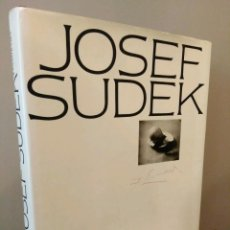 Libros de segunda mano: JOSEF SUDEK - PANORAMA - EDICE FOTOGRAFIE OSOBNOSTI - ZDENÉK KIRSCHNER. Lote 133105890