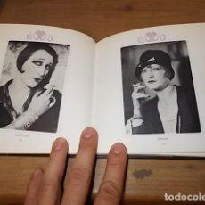Libros de segunda mano: MUJERES CON CIGARRILLOS. FOTOGRAFÍAS JACQUES-HENRI LARTIGUE 1ª EDICIÓN 1980. VER FOTOS. . Lote 133592570