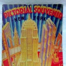 Libros de segunda mano: PICTORIAL SOUVENIR NEW YORK. ÁLBUM FOTOGRÁFICO AÑO 1944. EDITADO EN NEW YORK CITY.. Lote 133708118