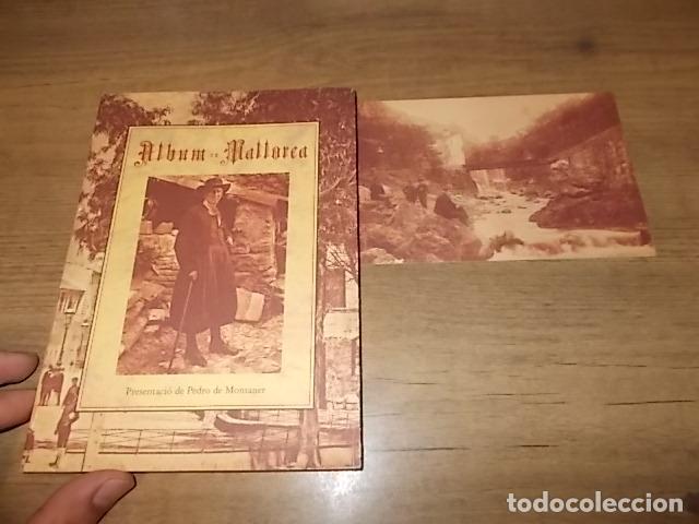 Libros de segunda mano: ALBUM DE MALLORCA. PRESENTACIÓ PEDRO MONTANER. LA FORADADA. JOSÉ J. DE OLAÑETA. 1ª EDICIÓ 1997. - Foto 2 - 134396538