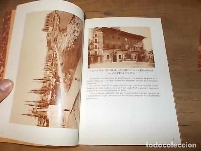 Libros de segunda mano: ALBUM DE MALLORCA. PRESENTACIÓ PEDRO MONTANER. LA FORADADA. JOSÉ J. DE OLAÑETA. 1ª EDICIÓ 1997. - Foto 5 - 134396538