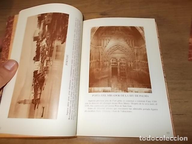 Libros de segunda mano: ALBUM DE MALLORCA. PRESENTACIÓ PEDRO MONTANER. LA FORADADA. JOSÉ J. DE OLAÑETA. 1ª EDICIÓ 1997. - Foto 7 - 134396538