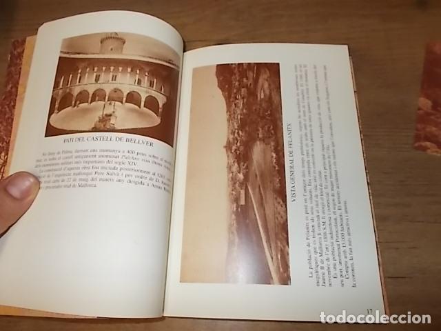 Libros de segunda mano: ALBUM DE MALLORCA. PRESENTACIÓ PEDRO MONTANER. LA FORADADA. JOSÉ J. DE OLAÑETA. 1ª EDICIÓ 1997. - Foto 8 - 134396538