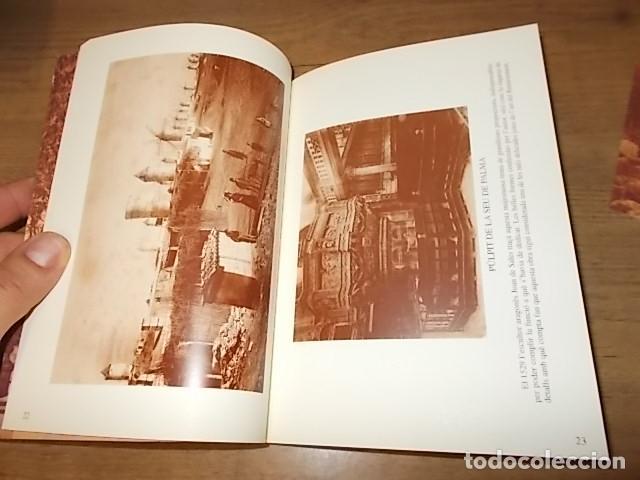 Libros de segunda mano: ALBUM DE MALLORCA. PRESENTACIÓ PEDRO MONTANER. LA FORADADA. JOSÉ J. DE OLAÑETA. 1ª EDICIÓ 1997. - Foto 9 - 134396538