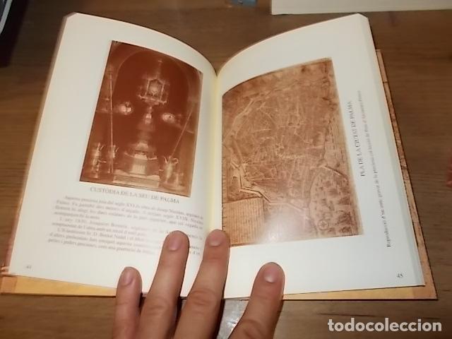 Libros de segunda mano: ALBUM DE MALLORCA. PRESENTACIÓ PEDRO MONTANER. LA FORADADA. JOSÉ J. DE OLAÑETA. 1ª EDICIÓ 1997. - Foto 12 - 134396538