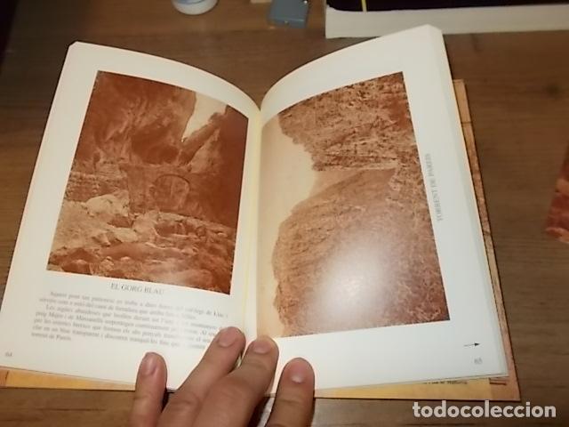 Libros de segunda mano: ALBUM DE MALLORCA. PRESENTACIÓ PEDRO MONTANER. LA FORADADA. JOSÉ J. DE OLAÑETA. 1ª EDICIÓ 1997. - Foto 14 - 134396538