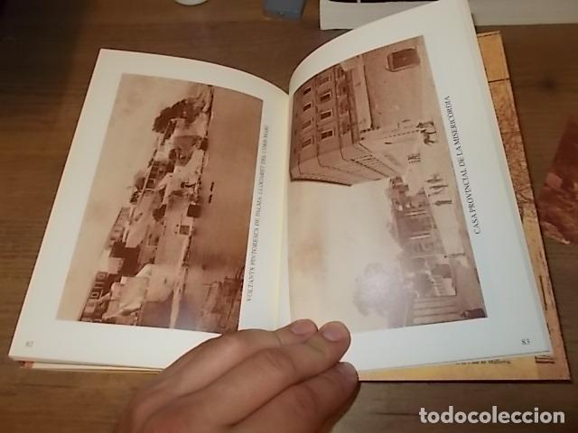 Libros de segunda mano: ALBUM DE MALLORCA. PRESENTACIÓ PEDRO MONTANER. LA FORADADA. JOSÉ J. DE OLAÑETA. 1ª EDICIÓ 1997. - Foto 16 - 134396538