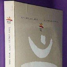 Libros de segunda mano: ELS CARTELLS OLIMPICS - LOS CARTELES OLÍMPICOS.. Lote 134719850