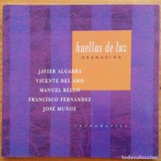 Libros de segunda mano: HUELLAS DE LUZ GRANADINA. FOTOGRAFÍAS. Lote 135158498