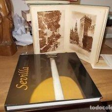 Libros de segunda mano: SEVILLA.FOTOGRAFÍAS RAMÓN Y ÓSCAR MASATS. ED. LUNWERG. 2001 + SEVILLA ( 230 LÁMINAS ). VER FOTOS. Lote 135189758