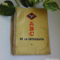 Libros de segunda mano: AGFA ABC DE LA FOTOGRAFÍA EL VADEMÉCUM FOTOGRÁFICO POR DR. H. G. WANDELT DÉCADA DE LOS 50. Lote 135359834