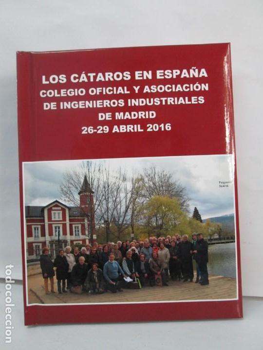 LOS CATAROS EN ESPAÑA. ALBUM. COLEGIO OFICIAL Y ASOCIACION DE INGENIEROS INDUSTRIALES DE MADRID (Libros de Segunda Mano - Bellas artes, ocio y coleccionismo - Diseño y Fotografía)