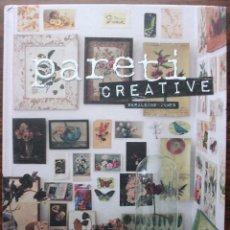 Libros de segunda mano: PARETI CREATIVE GERALDINE JAMES. Lote 136521230