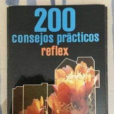 Libros de segunda mano: 200 CONSEJOS PRÁCTICOS REFLEX. EMILE VOOGEL, PETER KEYZER.. Lote 136527262