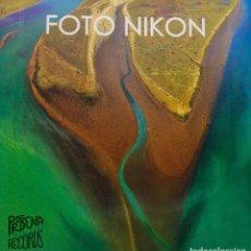 Libros de segunda mano: FOTO NIKON. Lote 136638742