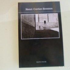 Libros de segunda mano - PHOTO POCHE N°2:Henri CARTIER-BRESSON - 137139066