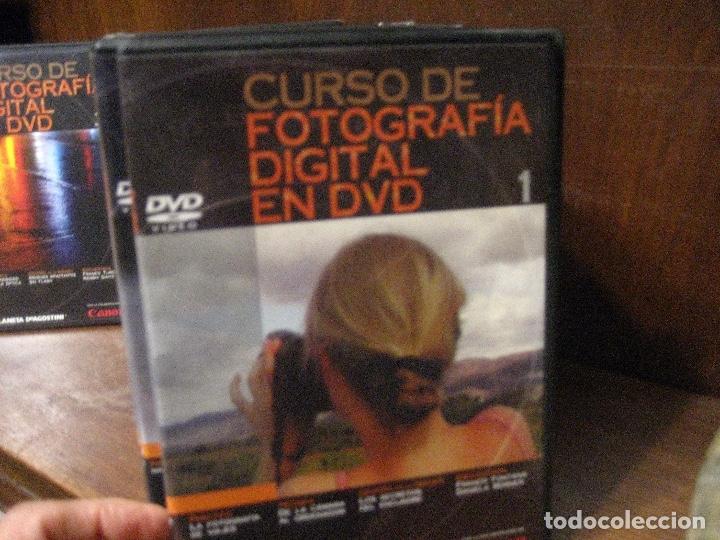 Libros de segunda mano: CURSO DE FOTOGRAFIA DIGITAL EN DVD 40 DE AGOSTINI - Foto 4 - 137443662