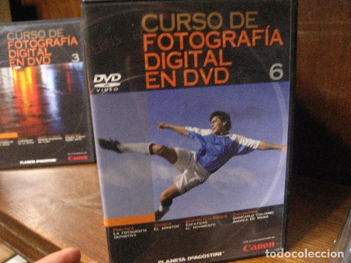 Libros de segunda mano: CURSO DE FOTOGRAFIA DIGITAL EN DVD 40 DE AGOSTINI - Foto 9 - 137443662
