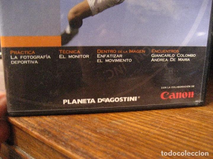 Libros de segunda mano: CURSO DE FOTOGRAFIA DIGITAL EN DVD 40 DE AGOSTINI - Foto 10 - 137443662