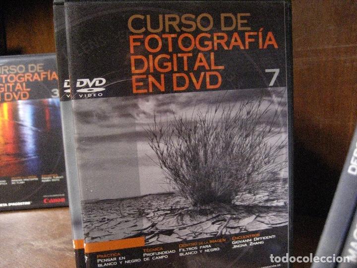 Libros de segunda mano: CURSO DE FOTOGRAFIA DIGITAL EN DVD 40 DE AGOSTINI - Foto 11 - 137443662