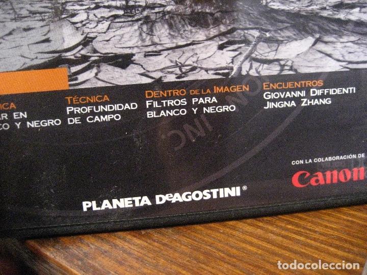 Libros de segunda mano: CURSO DE FOTOGRAFIA DIGITAL EN DVD 40 DE AGOSTINI - Foto 13 - 137443662