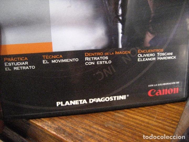 Libros de segunda mano: CURSO DE FOTOGRAFIA DIGITAL EN DVD 40 DE AGOSTINI - Foto 15 - 137443662
