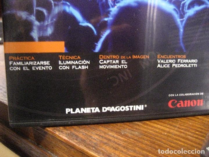 Libros de segunda mano: CURSO DE FOTOGRAFIA DIGITAL EN DVD 40 DE AGOSTINI - Foto 16 - 137443662