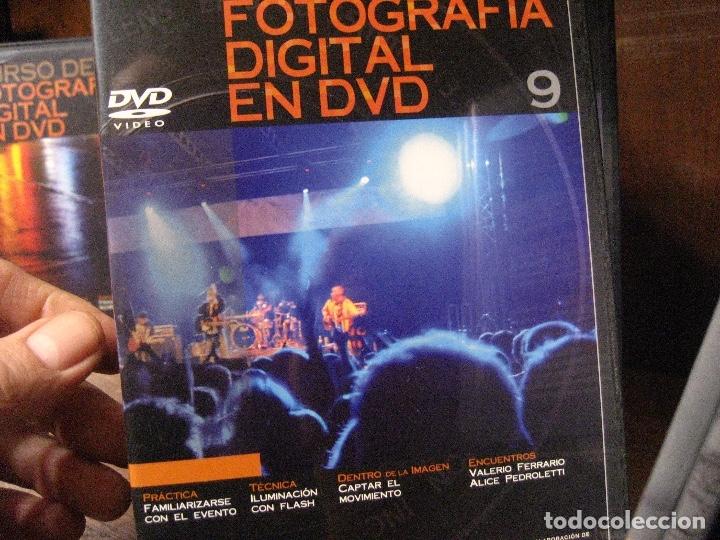 Libros de segunda mano: CURSO DE FOTOGRAFIA DIGITAL EN DVD 40 DE AGOSTINI - Foto 17 - 137443662