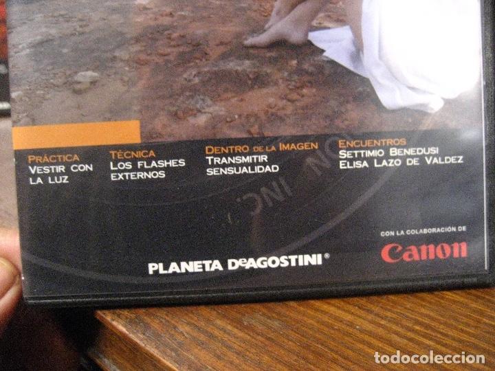 Libros de segunda mano: CURSO DE FOTOGRAFIA DIGITAL EN DVD 40 DE AGOSTINI - Foto 20 - 137443662