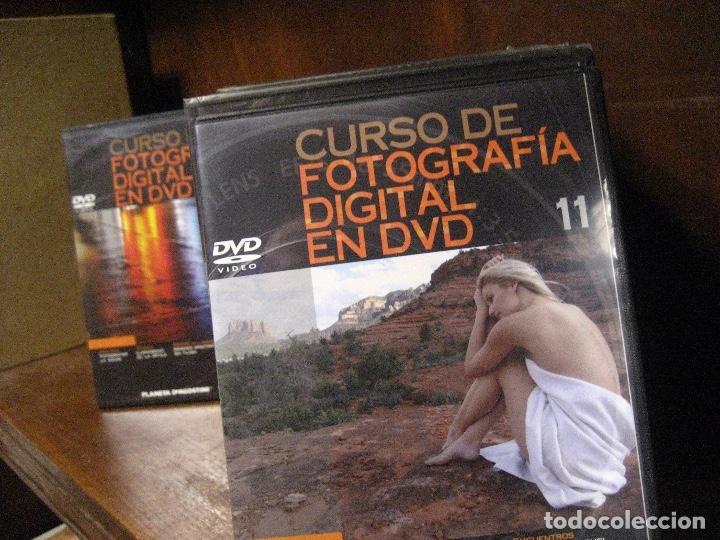 Libros de segunda mano: CURSO DE FOTOGRAFIA DIGITAL EN DVD 40 DE AGOSTINI - Foto 21 - 137443662
