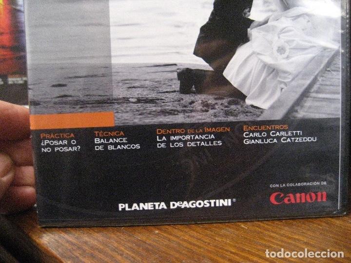 Libros de segunda mano: CURSO DE FOTOGRAFIA DIGITAL EN DVD 40 DE AGOSTINI - Foto 22 - 137443662