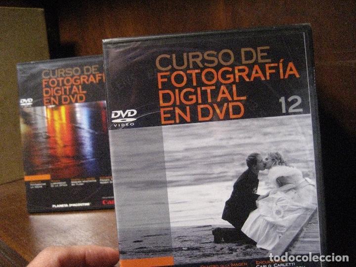 Libros de segunda mano: CURSO DE FOTOGRAFIA DIGITAL EN DVD 40 DE AGOSTINI - Foto 23 - 137443662