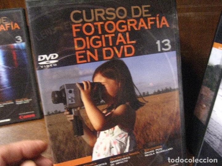 Libros de segunda mano: CURSO DE FOTOGRAFIA DIGITAL EN DVD 40 DE AGOSTINI - Foto 24 - 137443662