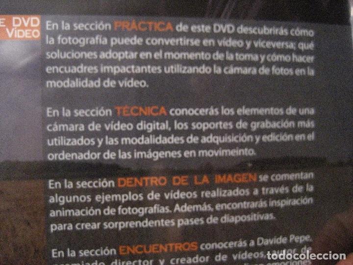 Libros de segunda mano: CURSO DE FOTOGRAFIA DIGITAL EN DVD 40 DE AGOSTINI - Foto 25 - 137443662